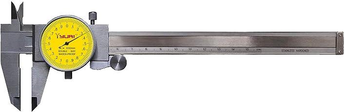 Yuri Dial Vernier Caliper ( 0-150 mm )
