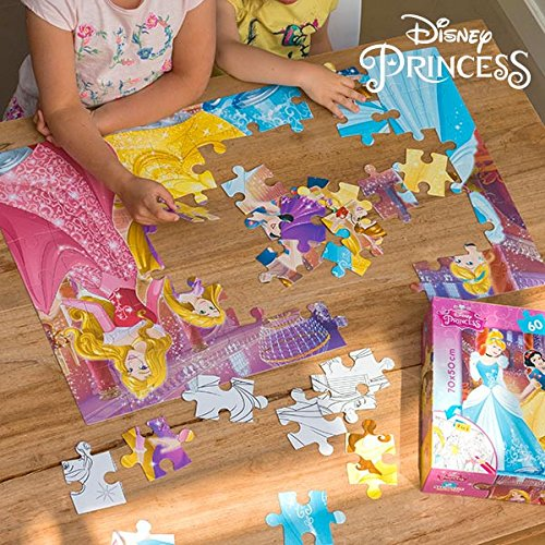 Puzzle Double Face Princesses