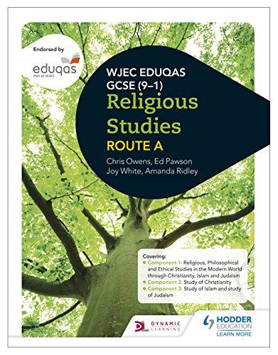 WJEC Eduqas GCSE (9-1) Religious Studies