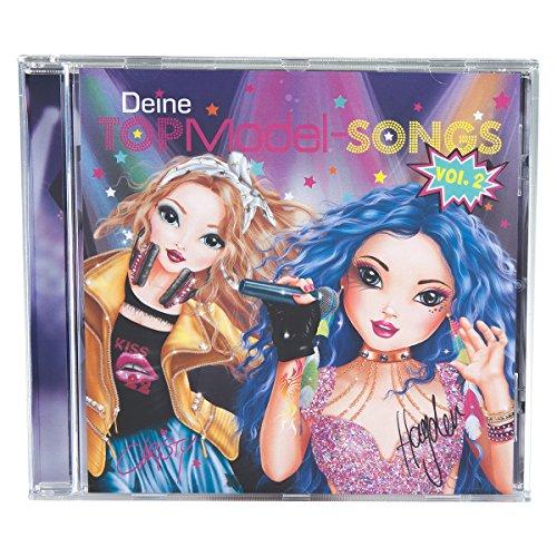 Preisvergleich Produktbild TOPModel 8222 - Musik CD, Deine Songs Volume 2