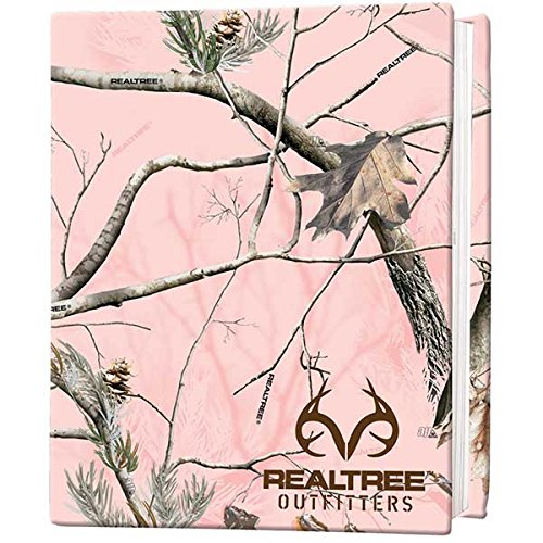 pink-realtree-stretch-text-book-cover-by-realtree-outfitters