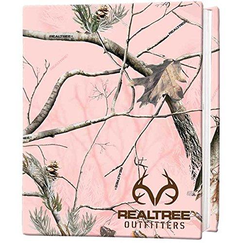 rosa-realtree-elastico-cubierta-de-libro-de-texto