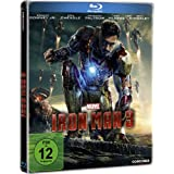 Iron Man 3 (Steelbook) [Blu-ray]