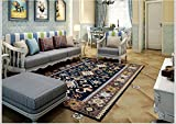 flashing- Amerikanische Mittelmeer Wohnzimmer Couchtisch Schlafzimmer Teppich tragen abwaschbar maschinenwaschbar ( größe : 2000mm*2500mm )