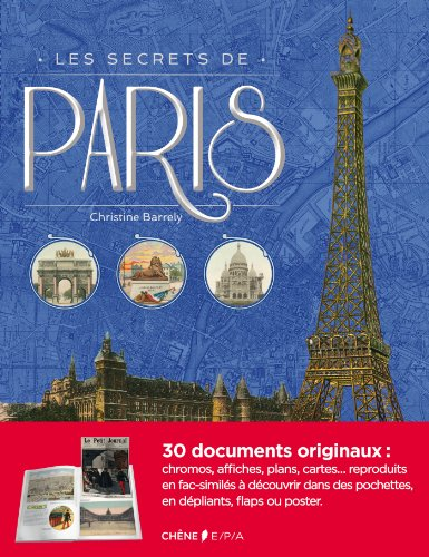 Les Secrets de Paris par Christine Barrely