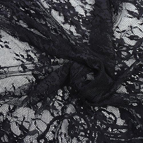 jinyouju - Robe - Femme Noir - Noir