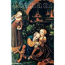 Lucas Cranach/2 Bände Gemälde, Zeichnungen, Druckgraphik zur Ausstellung im Kunstmuseum