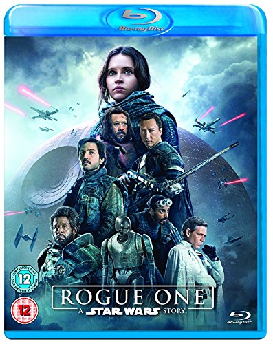 Rogue One: A Star Wars Story [Blu-ray] [UK Import] [Region Free] [2017]
