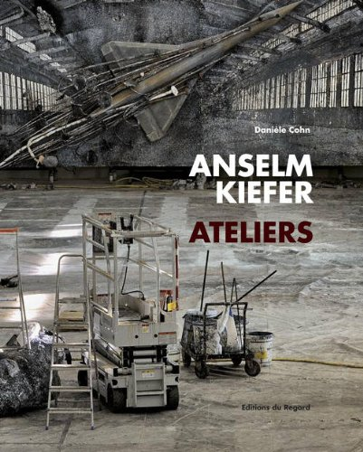 Anselm Kiefer, ateliers par Daniele Cohn
