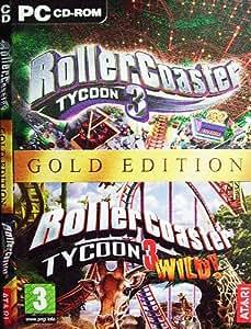 ROLLER COASTER TYCOON 3 GOLD: Amazon.de: Games