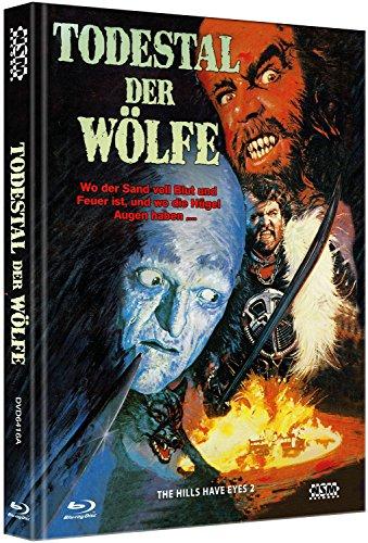Hills have Eyes 2 - Im Todestal der Wölfe [Blu-Ray+DVD] - uncut - auf 333 limitiertes Mediabook Cover A [Limited Collector's Ed