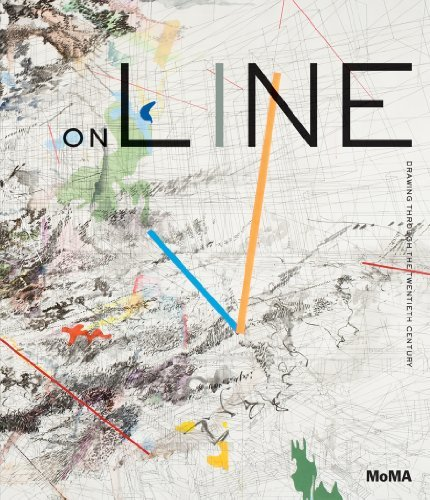 On Line: Drawing Through the Twentieth Century by Connie Butler (2010-12-31)