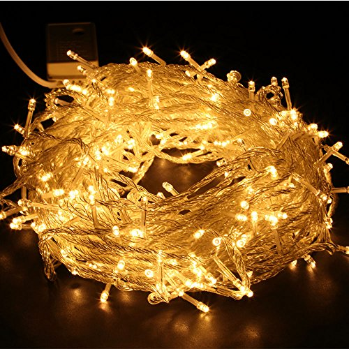 ecool-indoor-fairy-lights20m-328ft-200-warm-white-led-decorative-string-lights-on-clear-cable-for-xm
