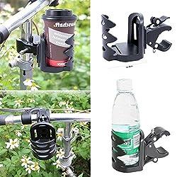 Universal Fahrrad Getränkehalter - Flaschenhalterung Getränke Flasche Halter Halterung Bicycle Bottle Holder