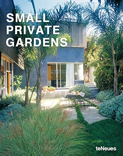 Small private gardens (Designfocus)