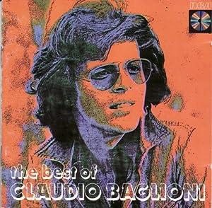 Claudio Baglioni - The Best Of Claudio Baglioni