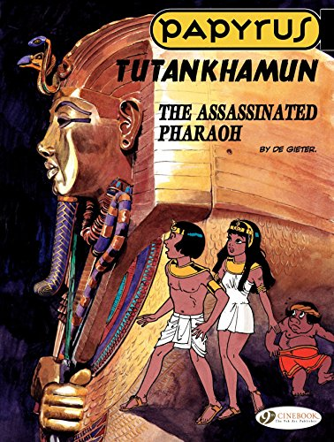 Papyrus - Volume 3 - Tutankhamun (English Edition) eBook: Lucien ...