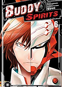 Buddy Spirits Edition simple Tome 6