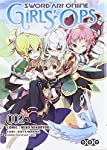 Sword Art Online Girls' Ops Edition simple Tome 2