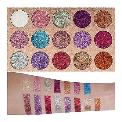 Beauty Glazed Eyeshadow Palette Eye Shadow Powder Make Up Palette Waterproof Eye Shadow Cosmetics
