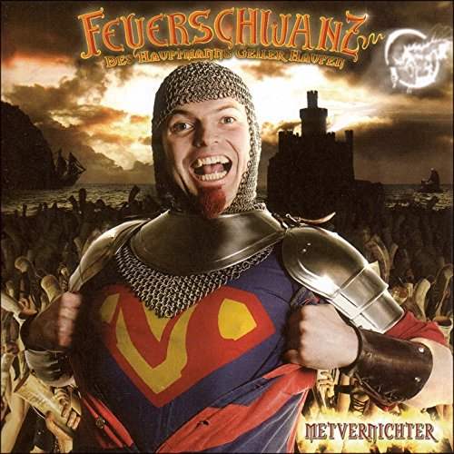 Feuerschwanz: Metvernichter (Audio CD)