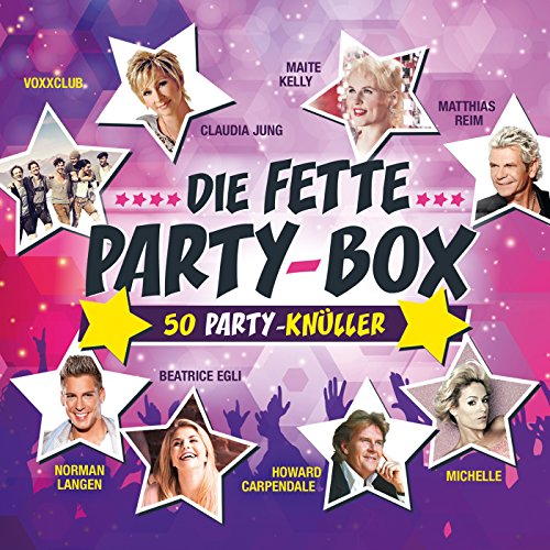 Die fette Party-Box!