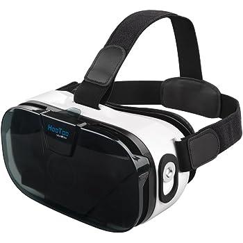 Casque VR HooToo VR Headset BOX Lunettes 3D Réalité Virtuelle Pour 4,7- 6 Pouces Smartphone