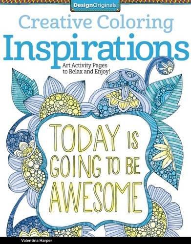 Creative Coloring Inspirations (Design Originals)