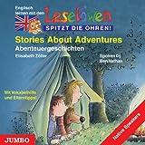 Leselöwen Stories About Adventures. CD: Abenteuergeschichten. Mit Vokabelhilfe und Elterntipps!