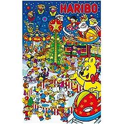 Haribo Calendario de Adviento Paquete Unidad (1 x 300gr)