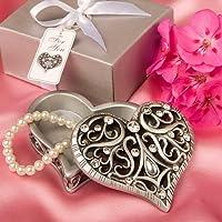 Exquisite Heart Shaped Curio Box - 72 count by Fashioncraft preisvergleich bei billige-tabletten.eu