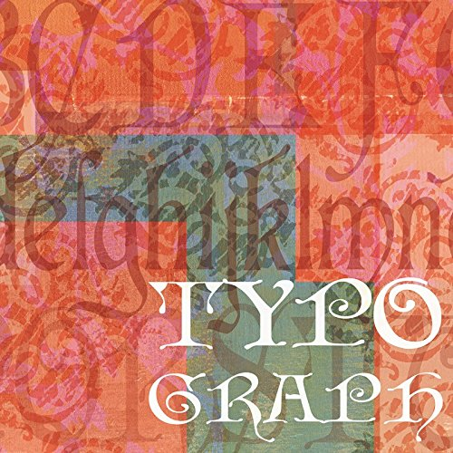 Artland Poster oder Leinwand-Bild gespannt auf Keilrahmen mit Motiv Jule Typograf Statement Bilder Sprüche & Texte Schrift Kunst Rot A7MW