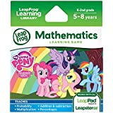 LeapFrog Explorer Game: My Little Pony Friendship Is Magic (for LeapPad and Leapster)