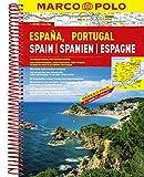 MARCO POLO Reiseatlas Spanien, Portugal 1:300.000 (MARCO POLO Reiseatlanten) - Polo Marco