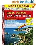 MARCO POLO Reiseatlas Spanien, Portug...