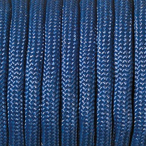 Paracord 4 mm x 50 m Bleu Foncé