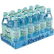 Rheinfels Quelle Medium Einweg, 18er Pack (18 x 500 ml)