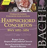 Bach: Harpsichord Concertos, BWV 1052-1054 (Edition Bachakademie Vol 127) /Levin · Rilling