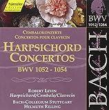 Bach J S : Harpsichord Concertos Bwv 1052 - 1054