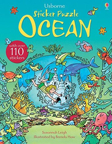 Sticker Puzzle Ocean (Sticker Puzzles)