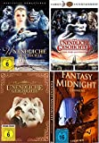 Das Original: DIE UNENDLICHE GESCHICHTE Teil 1 2 3 + Bonus Fantasy Box MIDNIGHT CHRONICLES 8 Filme DVD Collection (Midnight Chronicles / Fire Dragon Hunter / Der Meister der Ringe / Geralt von Riva / Mystikal)