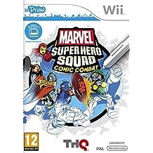 Marvel super hero squad comic creator (jeu Wii tablette) [Importación Francesa]