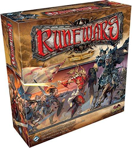 Fantasy Flight Games Reinos Terrinoth - Runewars Edición