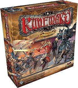 Fantasy Flight Games Reinos de Terrinoth - Runewars Edición Revisada, Juego de Mesa (Edge Entertainment RW03)