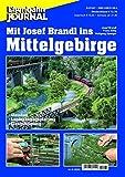 Mit Josef Brandl ins Mittelgebirge - Gleisbau, Landschaftsgestaltung, Elektrifizierung - Eisenbahn Journal Anlagenbau & Planung 1-2003 (Anlagenbau & Planung des Eisenbahn-Journals) medium image