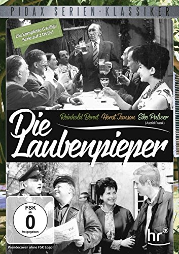Die komplette 6-teilige Serie (2 DVDs)