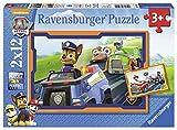 Ravensburger 7591 - Lot DE 2 Puzzles - Pat Patrouille - 12 Pièces