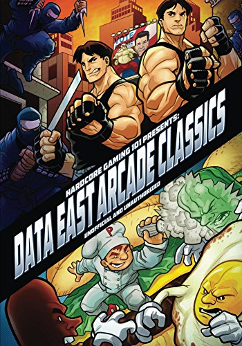 hardcore-gaming-101-presents-data-east-arcade-classics-english-edition