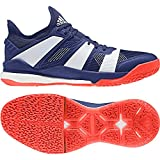 finest selection 4bb2b 26f1d adidas Chaussures de Handball Stabil X Bleu