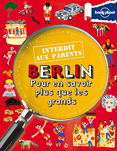Berlin Interdit aux parents - 1ed